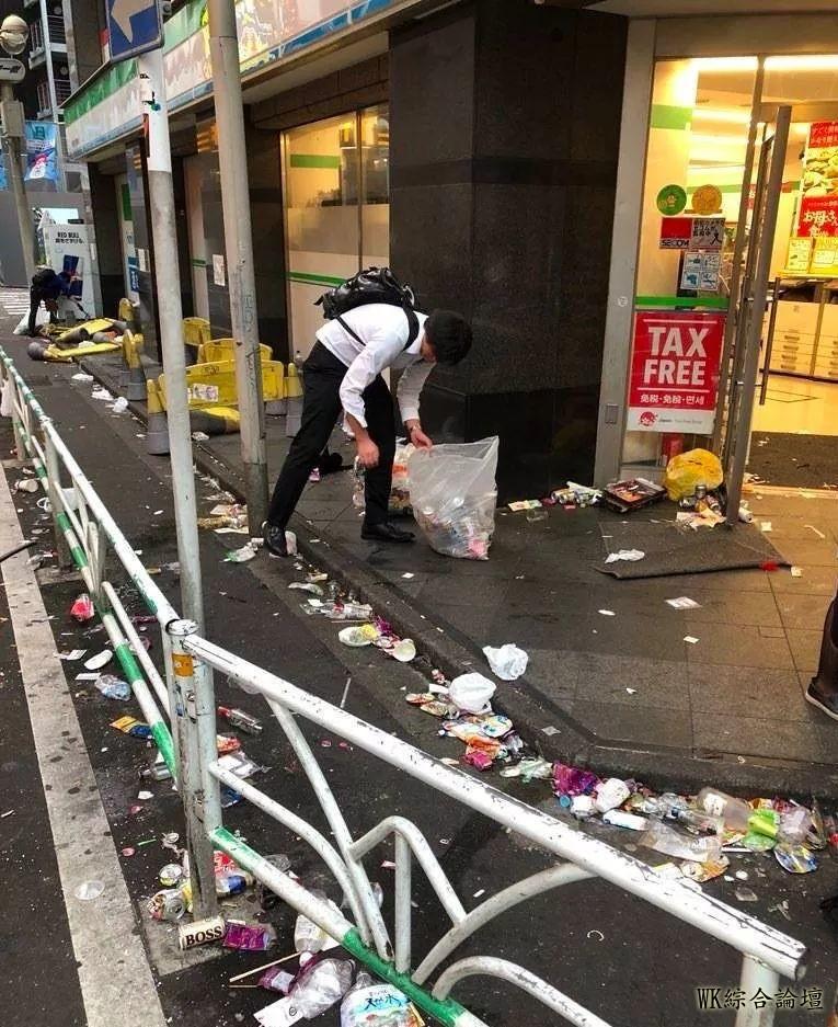 涩谷区长直言明年想收费了!万圣节狂欢到掀货车、教记者搭讪技巧、口吐白沫-14.jpg