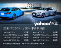 端輛前菜就這麼香!2021 Audi RS 4 Avant & A4中期改款搶先亮相!