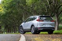 小改款 Honda CR-V 改得不多,戰力依然夠