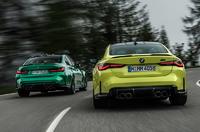 BMW M家族代表車款 M3/M4雙戰將解封出閘!